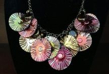 Shimmer Sheetz Jewelry by Elizabeth Craft Designs / by Elizabeth Craft Designs