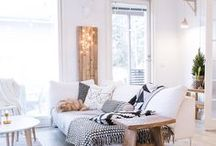 Home Interiors / Looks and styles that we love for the home