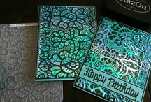 Shimmer Sheetz by Elizabeth Craft Designs / by Elizabeth Craft Designs