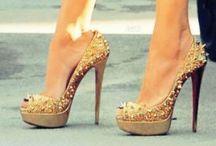 Shoe love is true love / Shoes, heels, wedges, bling