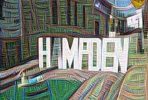 Hampden, the Best Neighborhood in Baltimore / I work and play in the best neighborhood in Baltimore.  I love Hampden.
