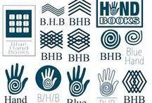 ↠ Blue↠Hand↠Books / a collective of Native American writers who publish GREAT books - read up at bluehandcollective.com