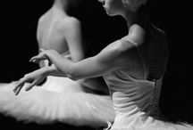 ballet & dance / by Ec Saun