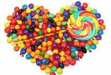 I love candies ♥ / by Natalia L. Osorio