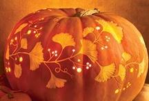Autumn, Halloween and Thanksgiving