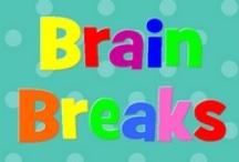 Brain Breaks/Gross Motor / by Chris Toth