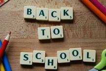 First Week of School Ideas / by Chris Toth
