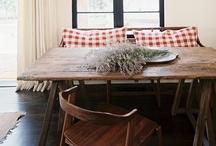 Farmhouse Table / by Rachel Peters