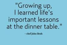 Food Quotes I like / I love food quote, this board features some of my favorites:)