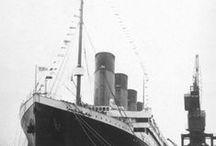 Titanic / by Mary Puskar
