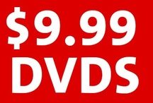 $9.99 or Less DVDS / Selection of online DVDs $9.99 and under.  / by Hastings Entertainment