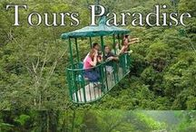 Daily tours in Costa Rica / We offer free information on day trips to many destinations like Manuel Antonio National Park, Irazu Volcano National Park, Poas Volcano National Park, Arenal Volcano National Park and many other attractions. We also offer custom tours packages.   Contact us, we would be happy to help you make your holiday a success.