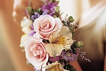 Corsage and flower accessories