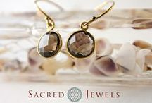 Sacred Jewels ✧ EARRINGS / Our collection of earrings.