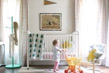 Gorgeous Nursery Designs / We think a nursery can instil calm and order to life with a newborn.