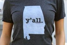 ❤  ALABAMA / Shop BourbonandBoots.com by State! www.bourbonandboots.com/states/alabama/ / by Bourbon & Boots