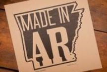 ❤ ARKANSAS / Shop BourbonandBoots.com by State!    www.bourbonandboots.com/states/arkansas/ / by Bourbon & Boots