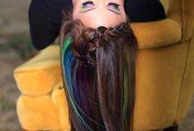 Great hair ideas / by Summer Sanz