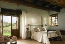 Rustic Bedroom - Renovating Italy