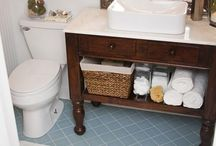 Bathroom Inspiration / Bathrooms to inspire