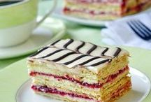 Ukrainian sweets / by Nadia Klim