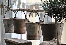Rustic Tools - Renovating Italy / vintage tools and knick knacks