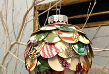 ornament exchange... / by Lindsey Aten
