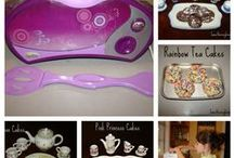Easy bake oven / Recipes for the Easy bake oven / by Jamie Childers