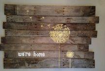 Timber offcuts DIY