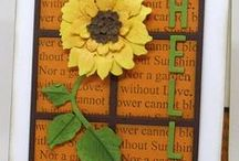 Susan's Garden - Garden Patches / Projects created using Susan's Garden - Garden Patch dies.   / by Elizabeth Craft Designs