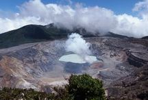 Poas Volcano National Park, Costa Rica / Thank you very much for following us on pinterest, here we present some great pictures of the Volcan Poas, which is a national park in Costa Rica. Visited by thousands of tourists annually from around the world.  Greetings.
