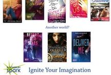 Bloomsbury Spark Books / Young Adult and New Adult books from Bloomsbury Spark