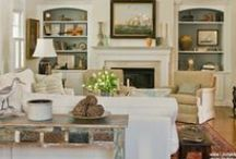 Living Spaces / by Caroline