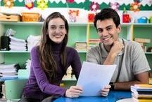Parent-Teacher Conferences / Parent teacher conference ideas, checklists, best-practices, questions and scheduling tools.