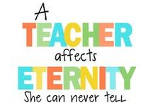 Teacher Appreciation / by VolunteerSpot