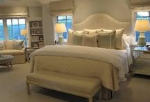 Bedrooms and bathrooms / by Martha Collins