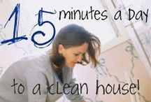 Clean It / We can do it without harsh chemicals / by Terase