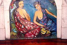 Rachel Nacer Oil paintings / Paintings