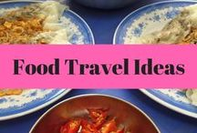Food Travel Ideas / Food worth traveling for! Fabulous food from around the world. Food tours, world restaurants, local dishes, world food and more.
