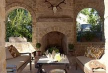 Outdoor Porches!! / by Martha Collins