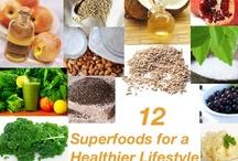 Food Healthy Foods / by Rhonda Smith