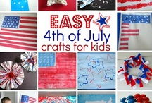 Holiday 4th July and 24th July / by Rhonda Smith