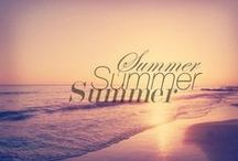 All things summer! / Summer outfits, summer vacations, summer everything! / by Kelynn Williams
