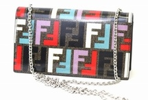 Bags & Clutches / by Johanna