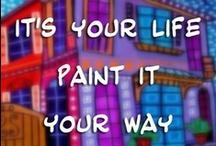 Wise Sayings / by Linda Frank