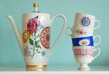 A Cup Affair  / Tea Time!!! / by Anayalli Vazquez