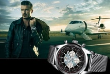 Luxury Watch Brand Ambassadors