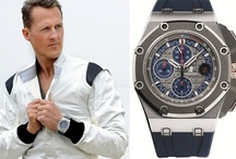 Sports Celebrity Watches / Celebrity Inspired Sports Watches