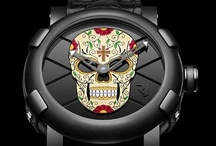 Top 12 Skull Watches in the World / Watches inspired by the dark side including luxury brands like Hublot, Richard Mille, Romain Jerome, etc.