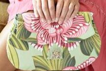 Fabric Bags and Purses / by Linda Frank